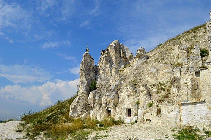 Малые Дивы, плато Дивногорье, Воронежская область