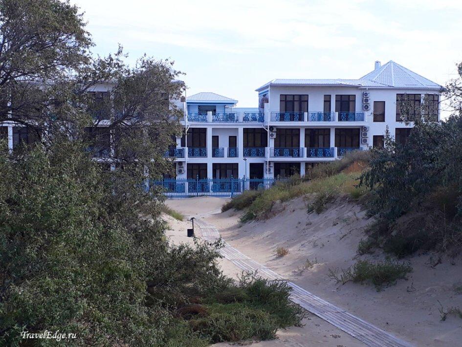 """Отель """"Белый песок"""", Анапа"""