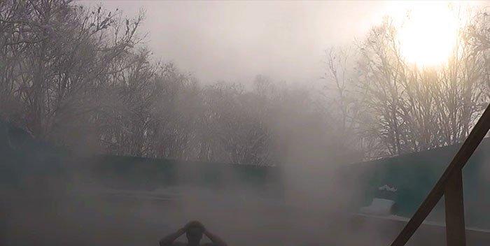 Тумнинский термальный источник, Хабаровский край