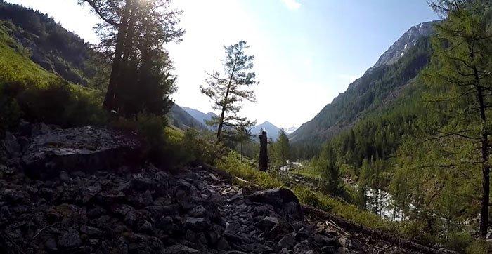 Долина Иолдо, Горный Алтай