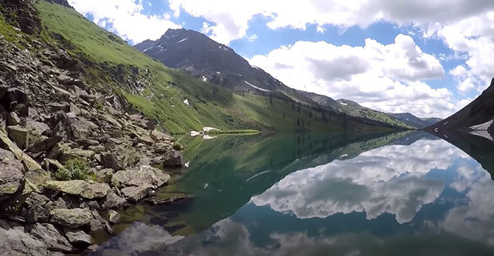 Озеро Тихое, Горный Алтай