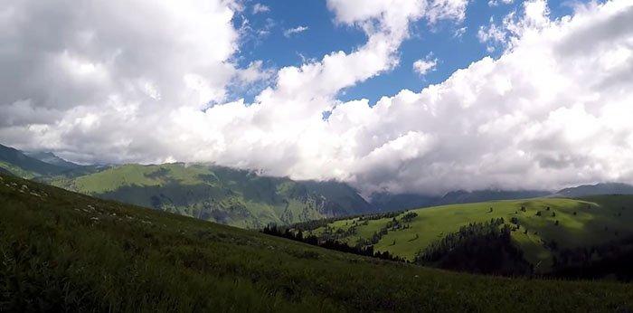 Долина Громотушки, Горный Алтай