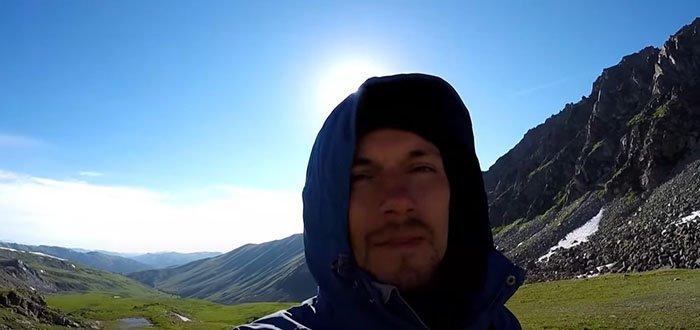 Хазинихинский перевал, Горный Алтай