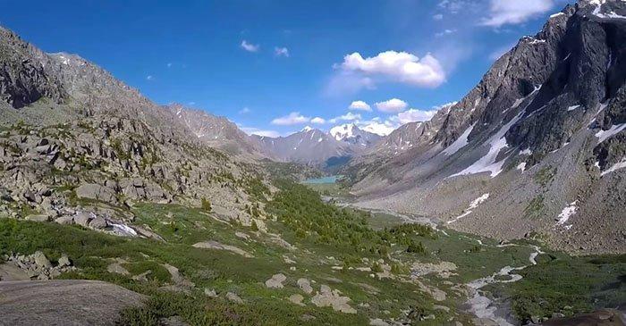 Озеро Дарашколь, Горный Алтай