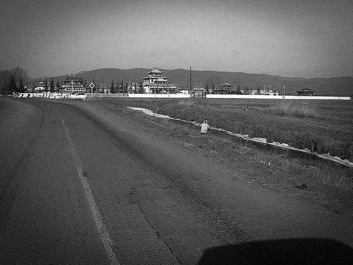 Иволгинский дацан, республика Бурятия