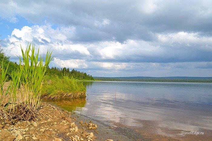 Озеро Зюраткуль, Челябинская область