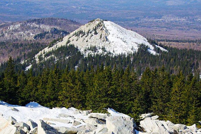 Гора Голая Сопка, Челябинская область