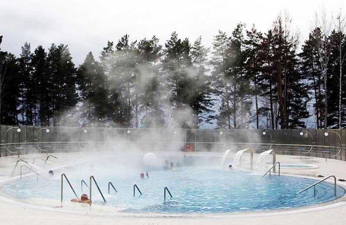 Белокурихинские термальные воды, Алтайский край