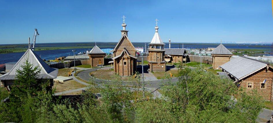 Обдорский острог, Ямало-Ненецкий АО