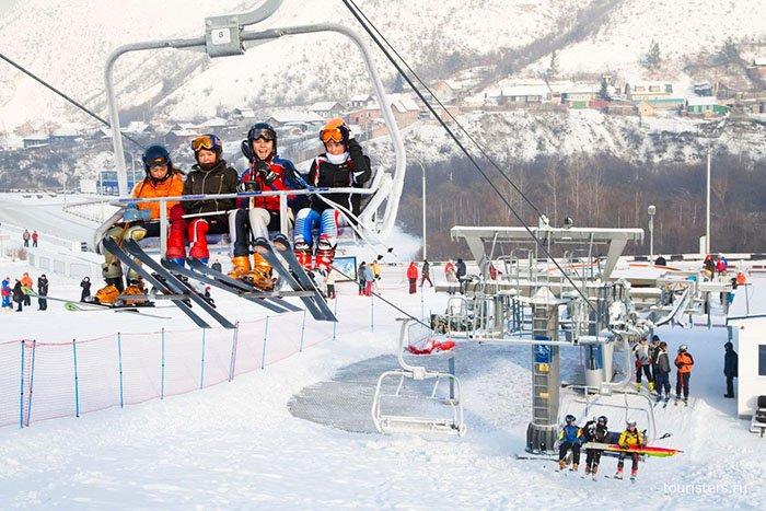 Парк для активного отдыха Бобровый Лог, Красноярск. Фото с сайта - touristers.ru