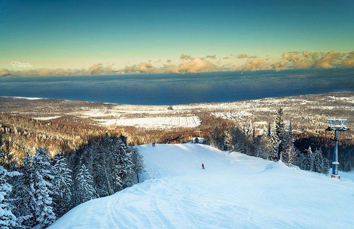 Гора Соболиная, Иркутская область