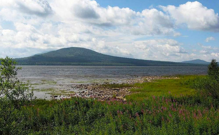Гора Лукаш, Челябинская область