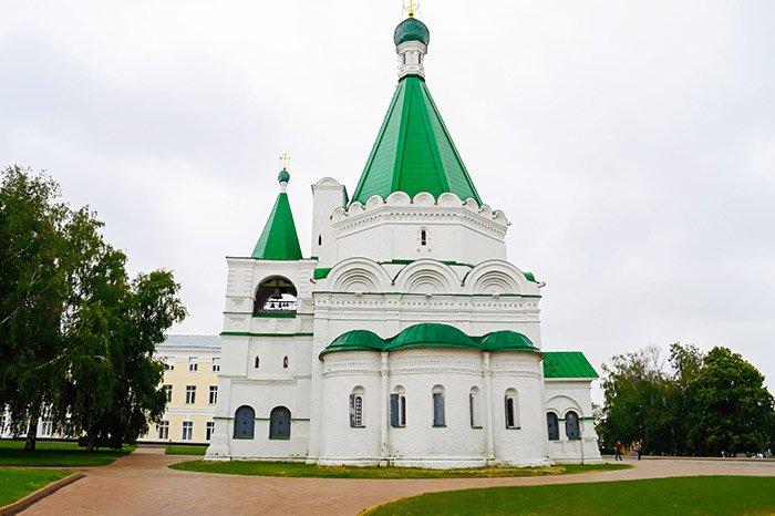 Церковь Михаила Архангела, Нижний Новгород