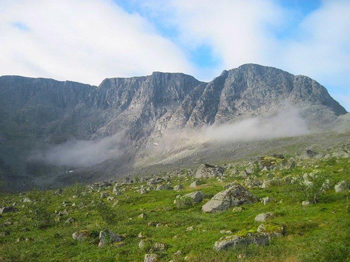 Горы Хибины, Мурманская область