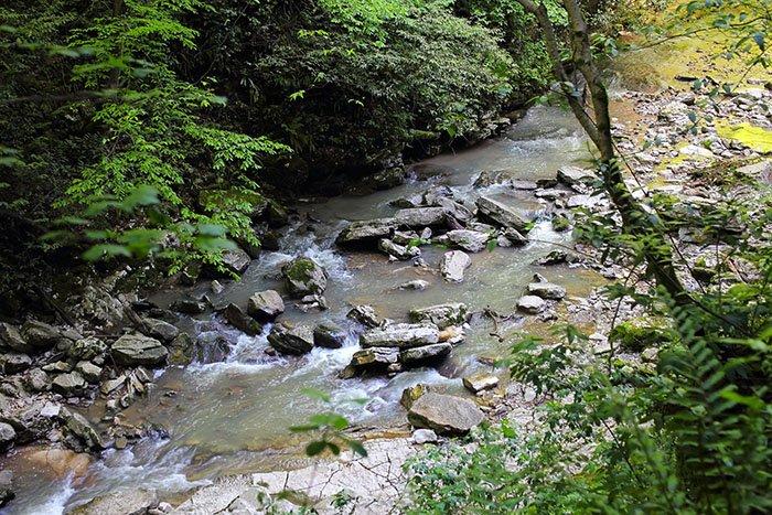 Река Агура, Сочи