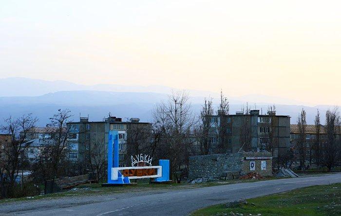 Посёлок Дубки, республика Дагестан