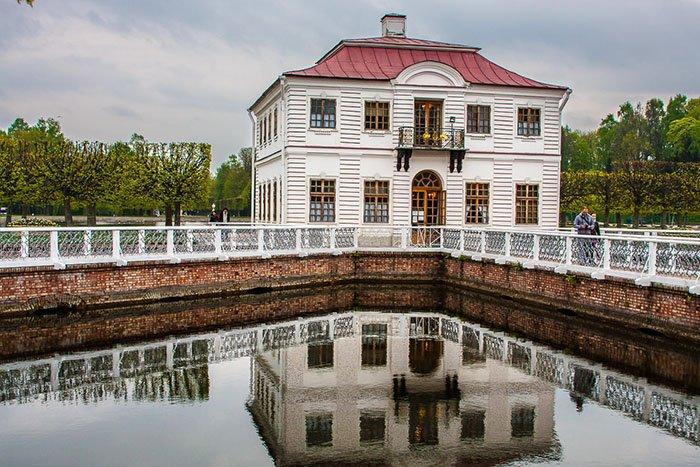 Дворец Марли, Петергоф