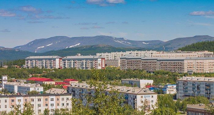 Посёлок Харп, Ямало-Ненецкий АО