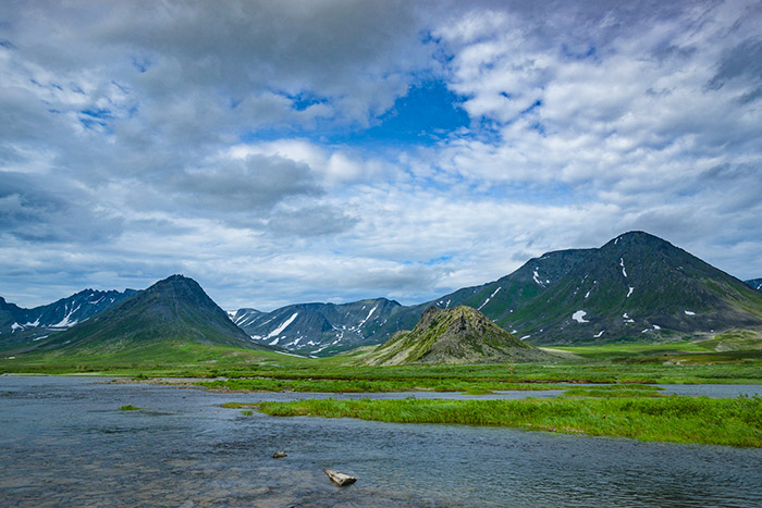 Окрестности озера Хадатаёганлор, Ямало-Ненецкий АО