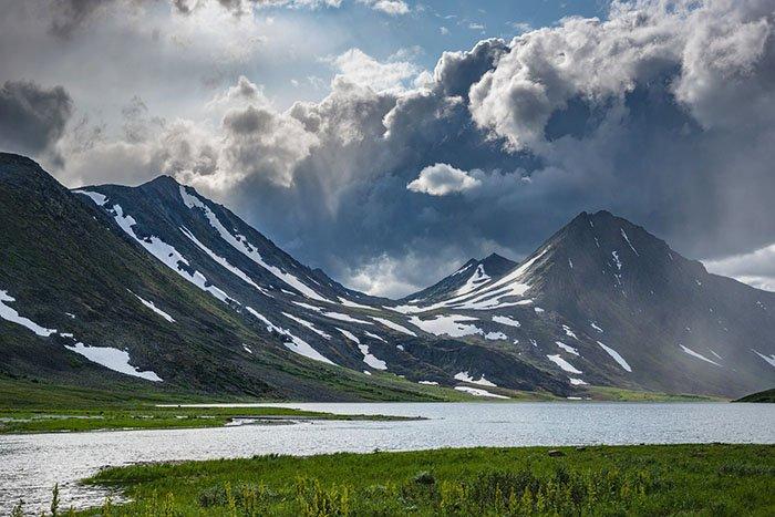 Озеро Хадатаёганлор, Ямало-Ненецкий АО