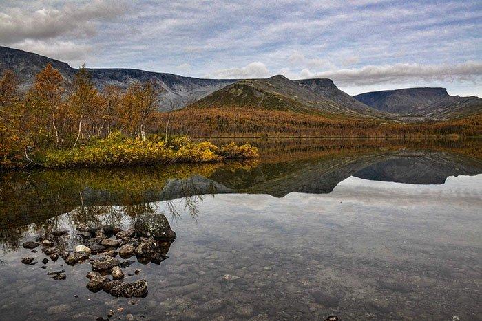 Природный парк «Полярно-Уральский», Ямало-Ненецкий автономный округ