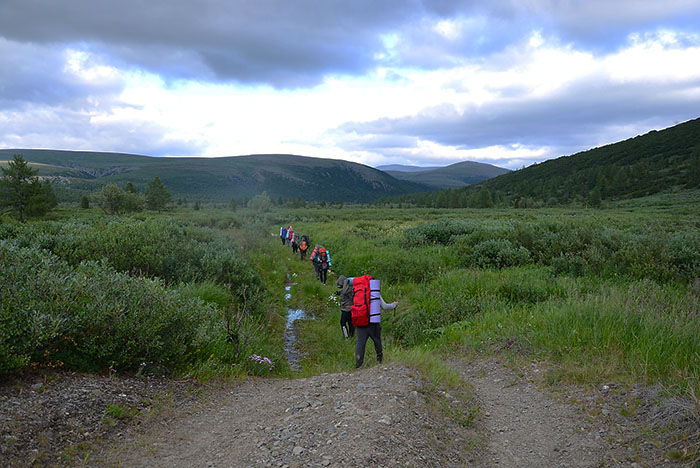 Нефритовая долина, Ямало-Ненецкий автономный округ