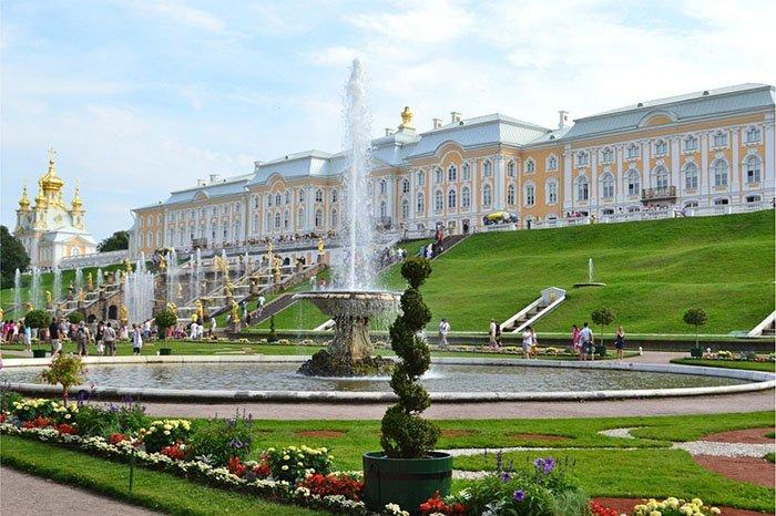 Музей-заповедник Петергоф, Санкт-Петербург