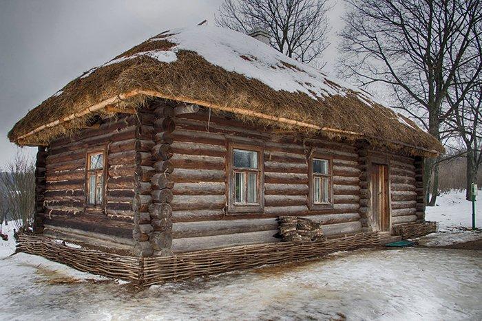 Кучерская изба, Ясная поляна, Тульская область