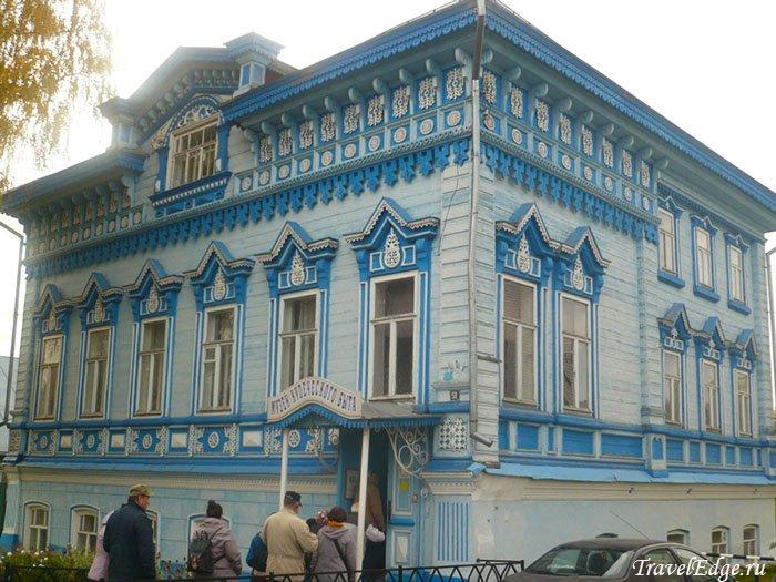 Музей купеческого быта, Козьмодемьянск, Республика Марий Эл
