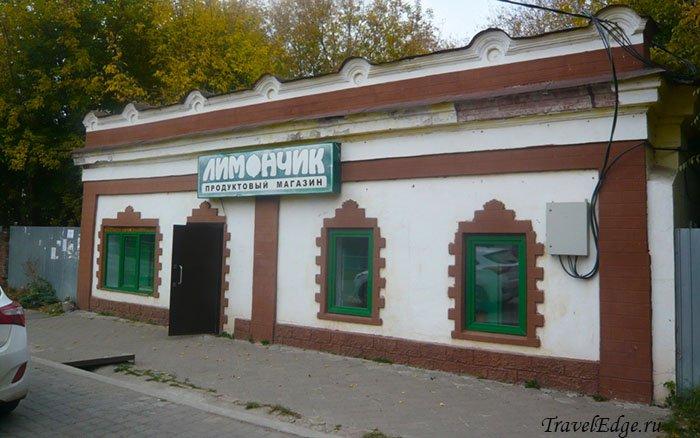 Продуктовый магазин, Козьмодемьянск, Республика Марий Эл