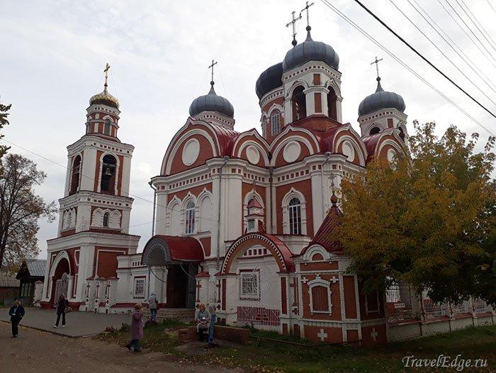 Собор Смоленской Божьей матери, Козьмодемьянск, Республика Марий Эл