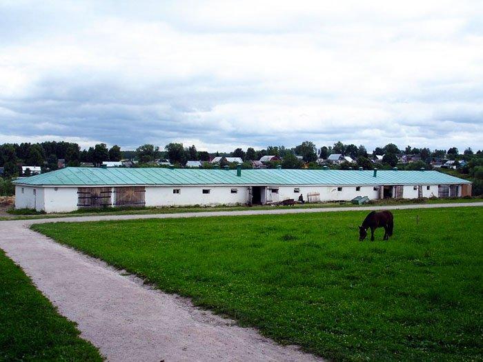 Конюшня, Ясная поляна, Тульская область