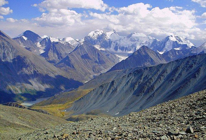 Перевал Каратюрек, республика Алтай