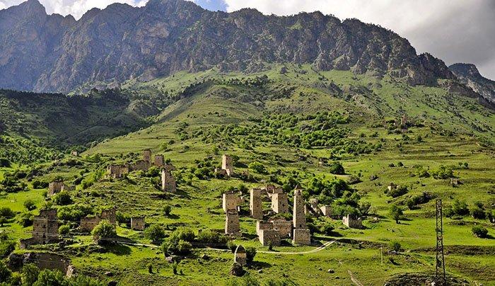 Башенный комплекс Эгикал, Ингушетия