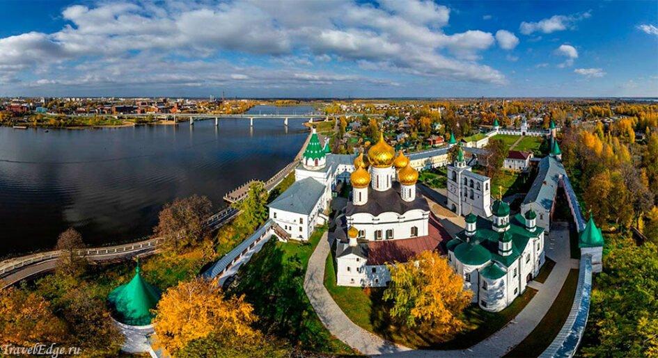 Кострома, Костромская область