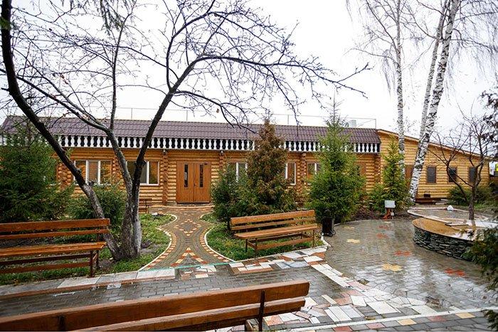 Парк-отель Усадьба, Чебоксары
