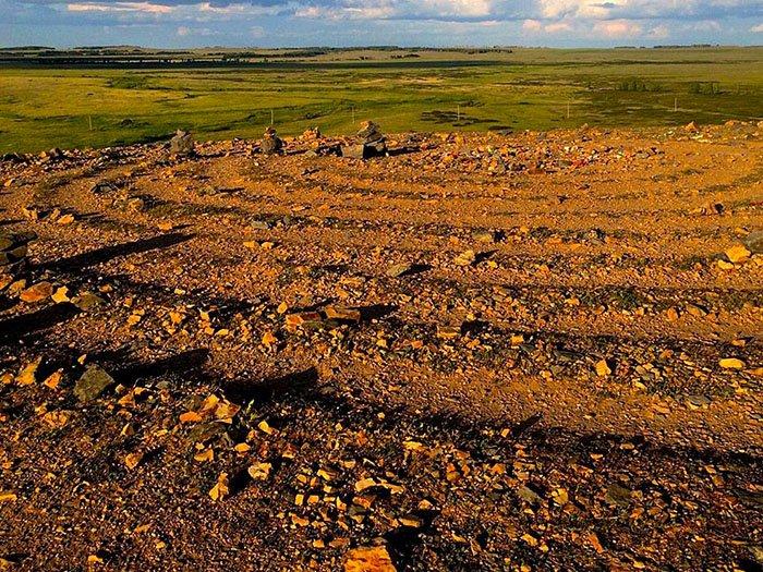 Городище бронзового века, Аркаим, Челябинская область