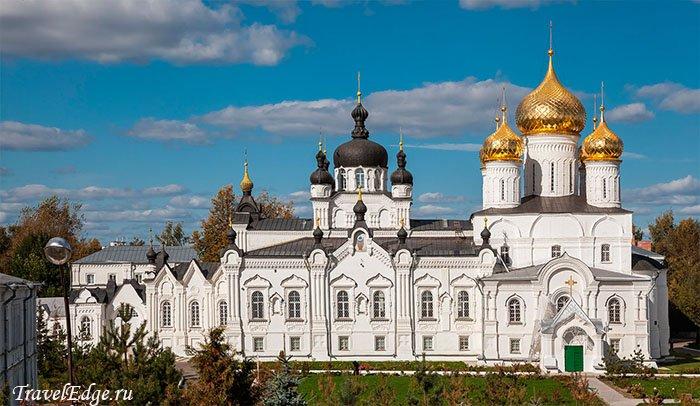 Богоявленский-Анастасиин Женский Монастырь, Кострома, Костромская область