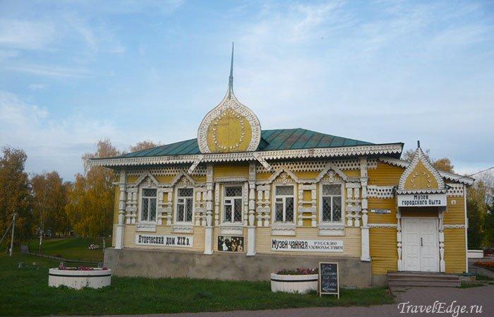Музей городского быта, Углич, Ярославская область