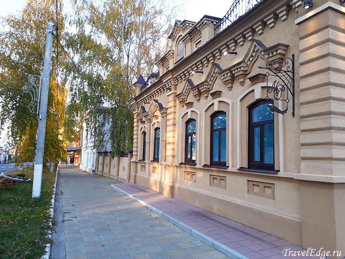 Здание Музея рыболовства, Тетюши, Республика Татарстан