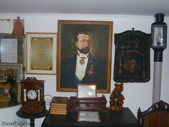 Музей водки, Углич, Ярославская область