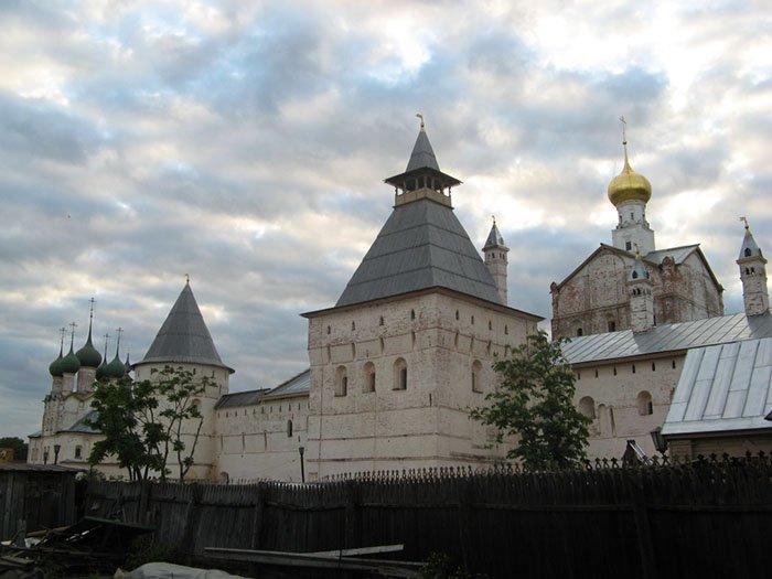 Дровяная башня, Ростовский Кремль