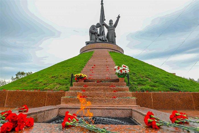 "Монумент Воинской славы, Парк ""Победа"", Чебоксары"