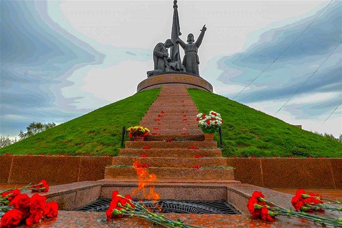 Мемориальный комплекс «Победа», Чебоксары, Чувашская Республика