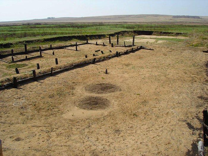Древнее поселение Синташа, Аркаим, Челябинская область