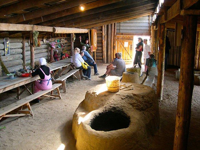 Музей древних производств, Аркаим, Челябинская область
