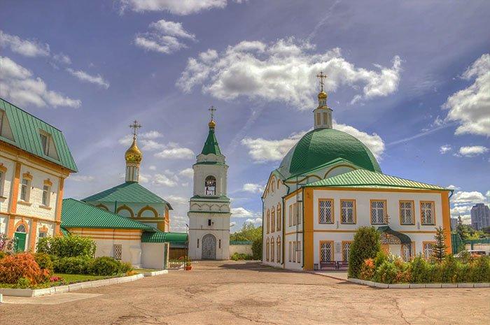 Свято-Троицкая мужская обитель, Чебоксары, Чувашская Республика