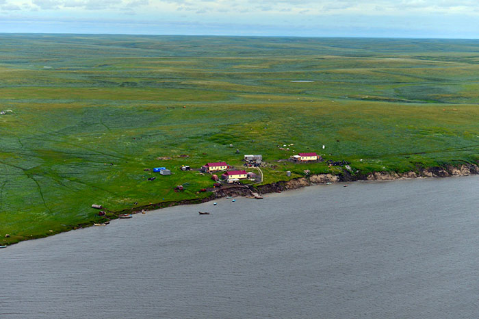 Фактория Юрибей, Ямало-Ненецкий автономный округ