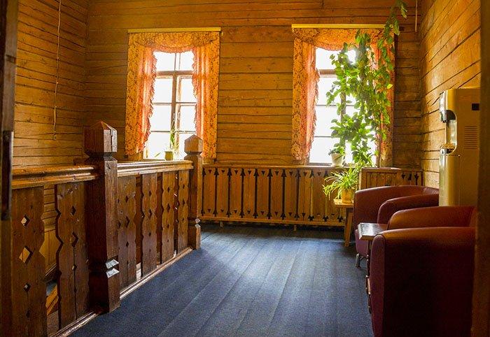 Гостиница «Дом на погребах», Ярославская область