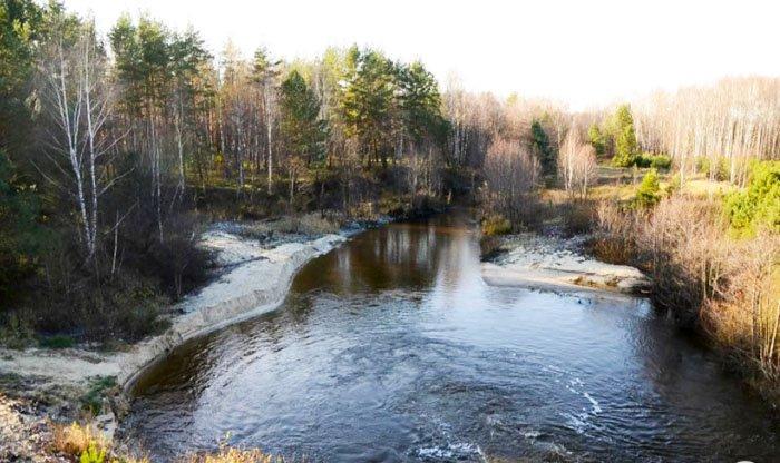 Река Люля, Алатырский участок, Присурский заповедник